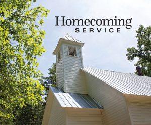 Homecoming at Bethlehem Baptist Church @ Bethlehem Baptist Church