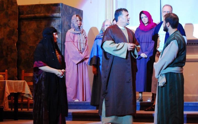 Christmas Drama @ Bethlehem Baptist Church   Madisonville   Tennessee   United States